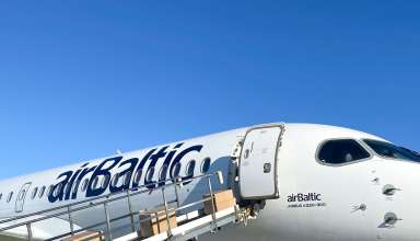 airBaltic introduces online delayed baggage service